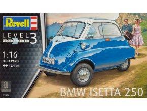 Revell auto BMW Isetta 250 1:16 07030