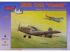 AML Siebel Si-202 1:72  72014