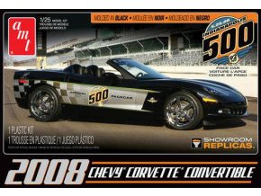 AMT Corvette Indy Pace Car 2008  1:25 AMT816