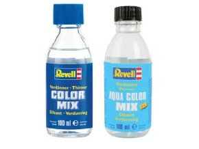 Revell ředidlo email Color Mix 100ml , AQUA COLOR MiX 100ml