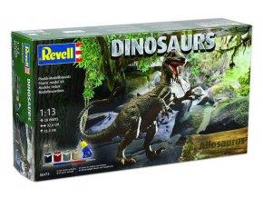 Revell Allosaurus 1:13 06474