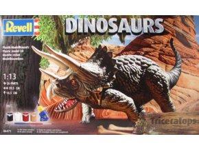 Revell Triceratops 1:13 06471
