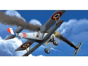 Academy letadlo Nieuport 17 1:32 12121