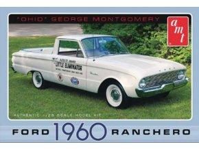 AMT Ford 1960 Ranchero 1:25 AMT822