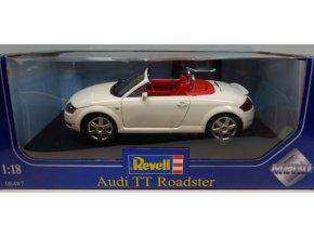 Revell Audi TT Roadster kovový model 1:18 08487