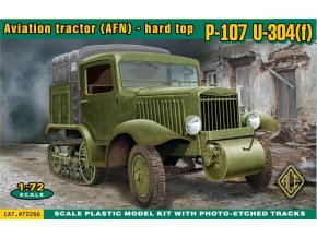 ACE Aviation tractor (AFN) - hard top P-107 U-304(f) 1:72 72266