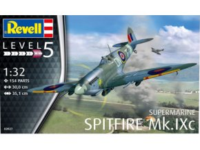 Revell letadlo Supermarine Spitfire Mk.IXC 1:32 03927