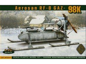 ACE Aerosan RF-8 GAZ-98K 1:72 72517