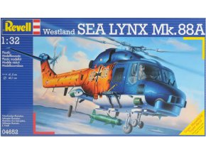 Revell vrtulník Westland SEA LYNX Mk.88A 1:32 04652