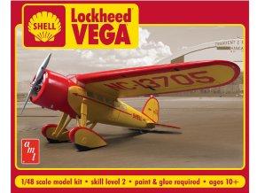 AMT Lockheed Vega Shell 1:48 AMT950