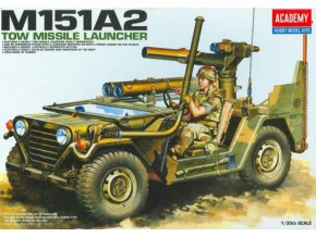 Academy auto M151A2 Tow Missile Launcher 1:35 13406