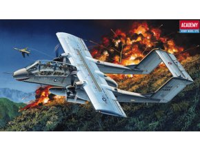 Academy letadlo OV-10A Bronco 1:72 12463