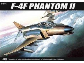 Academy letadlo F-4F Phantom II 1:144 12611