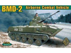 ACE BMD-2 Airborne Combat 1:72 72115