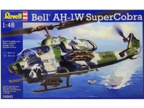Revell vrtulník AH-1W Super Cobra 1:48 04943