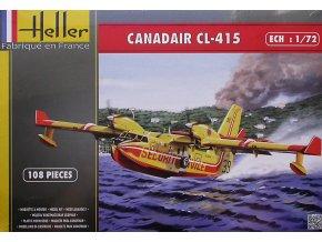 Heller letadlo Canadair CL-415 1:72 80370