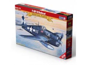 Mister Craft letadlo F-6F-5 Hellcat 1:72 042622