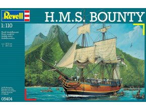 Revell loď H.M.S. Bounty 1:110 05404