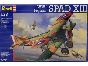 Revell letadlo Spad XIII 1:28 04730