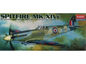 Academy letadlo Supermarine Spitfire Mk.XIVc 1:72 12484
