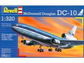 Revell letadlo MDD DC-10 1:320 04211