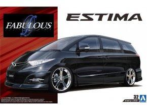 Aoshima Toyota GSR50 Estina 06 1:24 53638