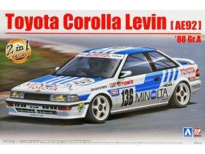 Aoshima Toyota Corolla Levin AE92 1:24 9824098240