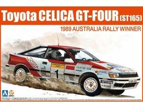 Aoshima Toyota Celica ST165 Australia Winner 1989 1:24 81198