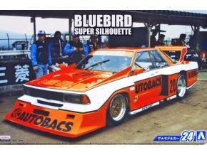 Aoshima Nissan Bluebird Super Silhouette 1:24 52310