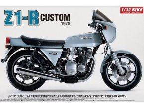 Aoshima Kawasaki Z1-R Custom 1978 1:12 53997