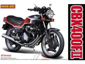 Aoshima Honda CBX400F II 1:12 51672