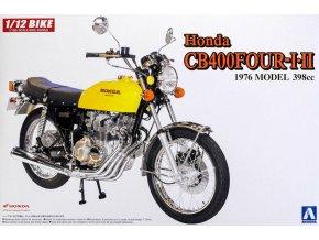 Aoshima Honda CB400 FOUR 1976 1:12 52242
