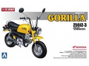 Aoshima Honda Gorilla Z50JZ-3 1:12 52235