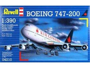 Revell letadlo Boeing 747-200 1:390 04210
