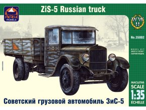 ARK Models ZiS-5 Russian truck 1:35 35002