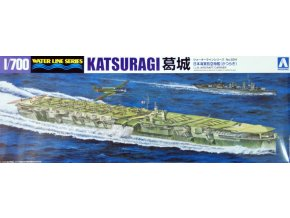 Aoshima letadlová loď Katsuragi 1:700 000953