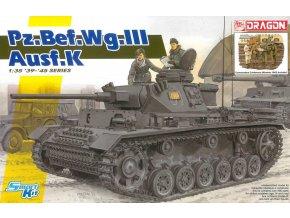 Dragon Pz.Bef.Wg.III Ausf.K 1:35 6853