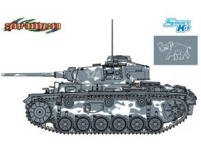 Dragon Pz.Kpfw.III Ausf.L Vorpanzer 1:35 6422
