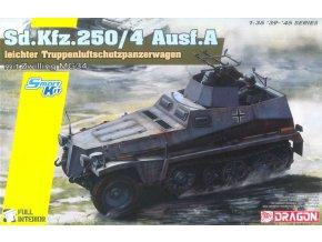 Dragon Sd.Kfz.250/4 Ausf A, leichter Truppenluftschützpanzerwagen 1:35 6878