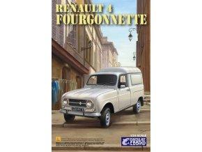 EBBRO Renault 4 Fourgonnette 1:24 25003