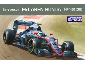 EBBRO McLaren HONDA MP4-30 2015 Early Season 1:20 013-4800