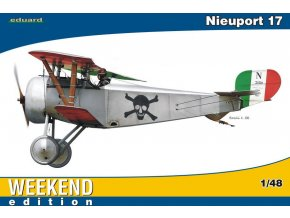 Eduard Nieuport 17 1:48 8432