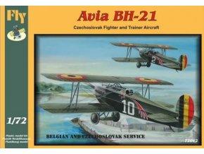 FLY Avia BH-21 1:72 72012