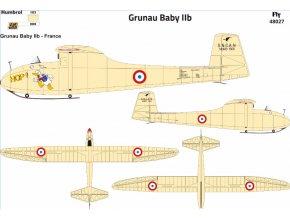 FLY Grunau Baby IIb 1:48 48023