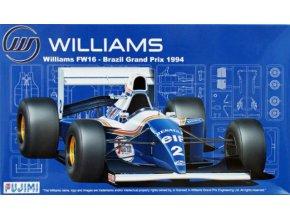 Fujimi Williams FW16 Brazil GP 1994 1:20 090597