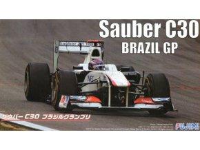 Fujimi Sauber C30 Brazil GP + Engine 1:20 091419