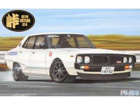 Fujimi Nissan Skyline GT-X 1:24 046068