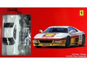 Fujimi Ferrari 348 tb Shell 1993 1:24 123196
