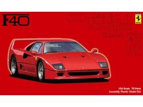 Fujimi Ferrari F40 1:24 126258