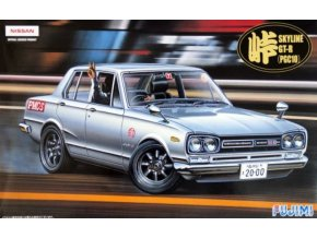 Fujimi Nissan Skyline GT-R 1:24 045979